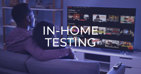 in home testing